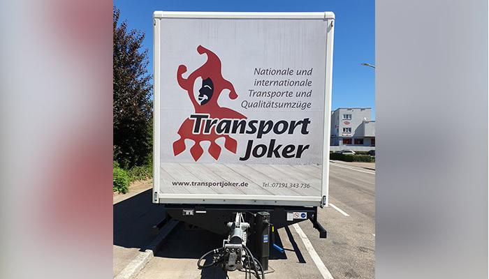 Umzugsanhänger von Transport Joker GmbH